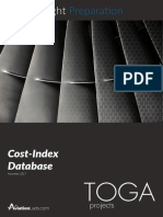 Cost Index Database 2017