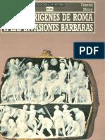 De los origenes de Roma a las invasiones barbaras - Christol Michel Daniel Nony.pdf