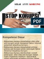 NILAI   NILAI   ANTI  KORUPSI.pptx