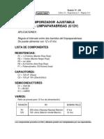Temporizador Ajustable Para Limpiaparabrisas 6 12v