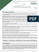 Memoire Online - Gestion Du Risque Opérationnel Par Le Contrôle Interne Au Sein Du Secteur Bancaire_ Cas de La Société Générale de Mauritanie - Oumar Sileye Diallo