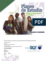 3. Plan de Estudios Formación Personal