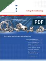 Rbc Aerospace Rolling Element Bearings
