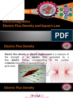 5 Electric Flux Density and Gauss's Law
