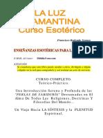 LA LUZ DIAMANTINA COMPLETO -Curso Esotérico-.pdf