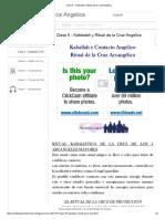 Clase 5 - Kabbalah y Ritual de la Cruz Angelica.pdf