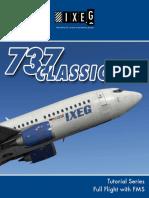 5 Tutorial Flight 4 - Full Flight With FMS