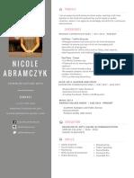 creative resume-2