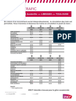 Paris - Limoges - Toulouse