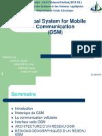 GSM Presentations
