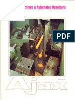 Forging Machines and Automated Upsetters Brochure