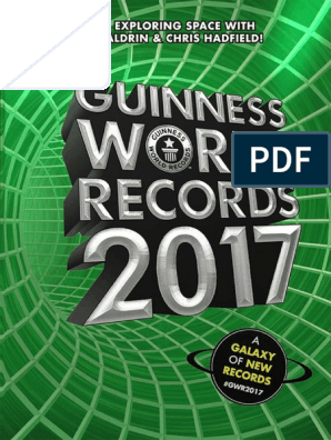 Guinness World Records 2017 ERTB pdf Nasa