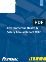 Annual EHS Report 2017