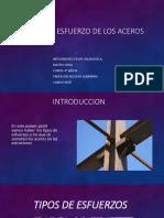 Valenzuela, Vidal Matias - Esfuerzo de Los Aceros