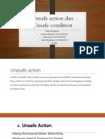 Unsafe Action Dan Unsafe Condition FIX