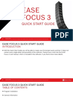 EASE Focus Quick Start Guide V01
