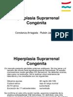 Hiperplasia Suprarrenal Congénita
