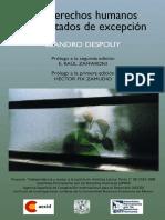 Despouy Leandro - Los Derechos Humanos Y Los Estados De Excepcion.pdf