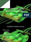 Cosmos Floworks