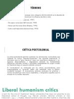 Postcolonialismo (1)