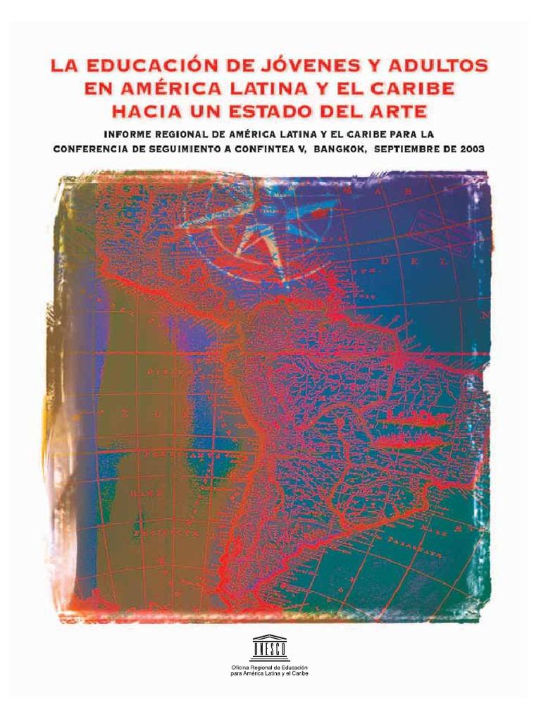 La Educación de Jóvenes y Adultos en América Latina y el ...