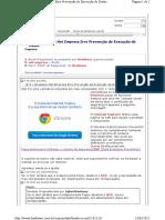 IE8 x Bradesco Net Empresa