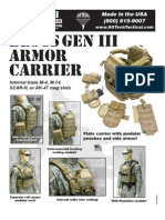 Blocs Gen III Plate Carrier