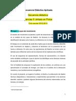 Secuencia Didáctica Aplicada JOSE LUIS