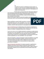Clasificacion de Las Industrias.