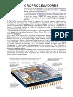 Los Microprosesadores
