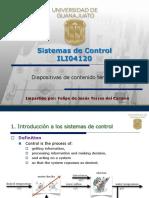 Sistemas De control Diapositivas