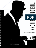 Thelonious Monk - Originals and standards [piano arr].pdf