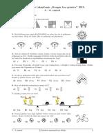 Kengur bez granica - 2015 - Test za 5-6. razred.pdf