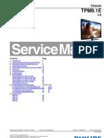119878152-Sm-Lcd-Tv-Philips-Chassis-Tpm9-1e-La.pdf