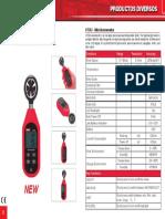 Mini Anemometro Digital-producto