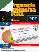 Eduardo Galante - Aulão - ESTATUTO PCMA