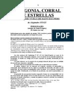Patagonia, Corral de Estrellas