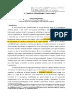 Feltrero, R. (2007) Tecnologías Cognitivas