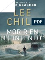 Morir en El Intento - Lee Child