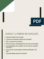 CHARLIE Y LA FABRICA DE CHOCOLATE+