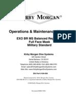 EXO_BRMS Manual & Parts