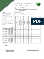 Ficha de Protocolo