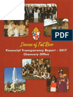 Catholic Diocese of Fall River Financial Transparency Report