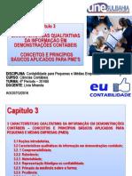 Capítulo 3 - Características Qualitativas Da Informação Em Dc