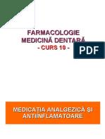 C10 Farmacologie MD