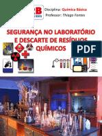 Aula Seguraça de Laboratório