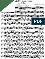 [Clarinet_Institute] Cavallini Op 1.pdf