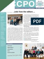Icccpo Newsletter 2006 01