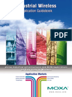 Guidebook for Industrial Wireless Application