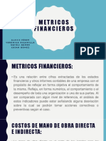 METRICOS-FINANCIEROS